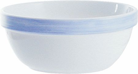 Stapelschale 17,0 cm Brush Blue