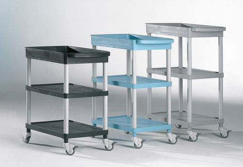 Clever Cart, 1 Wanne/2 Tabletts