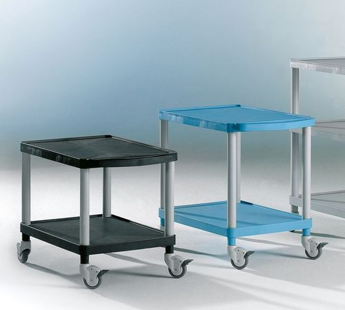 Clever Cart, 2 Tabletts