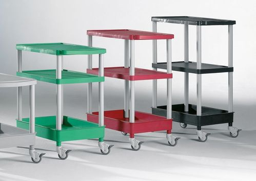Clever Cart, 2 Tabletts/1 Wanne